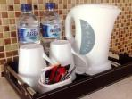 Mineral water,coffee,tea maker