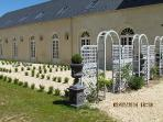 L'Orangerie du Grand Jardin, location near Bayeux