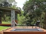 Trampoline Deck