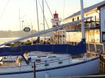 Niagara on the Lake Sailing Club - just a short walk