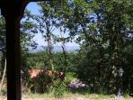 panorama dal patio