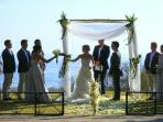 At Tierra Magnifica weddings are our specialty, check out our Weddings Magnifica web page for info