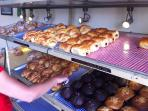 Motmot bakery, great Pastries and coffee - Within walking distance