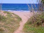 Beach at Las Arenales (1)