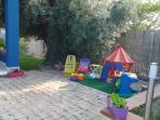 Parco giochi per i bimbi