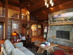 Craftsman Style details throughout the home