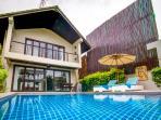 Villa Chok exterior