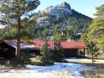 The Bunkhouse at Old Man Mountain - open year round.