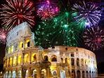 Colosseo a Fine anno...