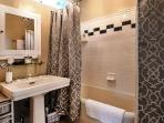 Every Bedroom Has a Private, En Suite Bath with New Fixtures with 1920's Charm