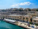Valletta Water Front - Restaurants
