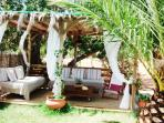 Outdoor Furniture In The Villa For Your Best Moments Outdoors