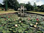 Enjoy a relaxing day out at the National Trust's Bodnant Gardens