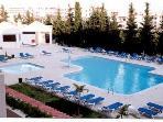 Private condo, Pool view
