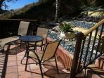 The Spa Suite Terrace