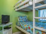 Bonus Room with Twin Bunk Beds