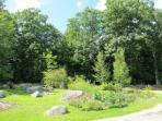 Front Gardens And Circular Driveway