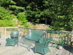 Deck Furniture For Relaxation And Entertaining
