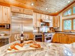 Wildcat Chalet Gourmet Kitchen
