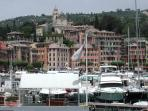 The harbour of Santa Margherita