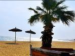 Beach Sant Vicens
