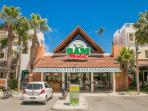 BAM Supermarket - Located 7-10 minute walk from the condo