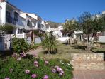 5 Calle Chillar, Almijara II is situated in well kept pretty gardens, a short walk from Nerja centre