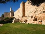 The Old city - Tower of David