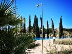 The Outdoor Showers - Behind The Hill: Lomas De Cabo-Roig