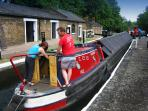 Life on the River Lea