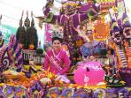 Flower Festival in February! don't miss it!