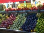 Beautiful fruit and Vegetables , very cheap & tasty