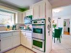 open floorplan and very spacious 2200 sq ft. Kitchen is fully stocked with everything that you need!