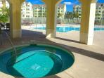 Clubhouse´s Jacuzzi