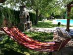 Hamaca para el verano