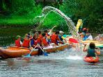 Le club canoë-kayak sur le Trieux est à 2 km