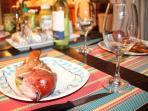 guest dinner