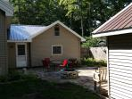 Backyard pic