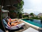 VILLA KUNDALINI 2 bed, 2 bathroom Private Pool. Perfect location to beach, Surf breaks, Cafes & Bars