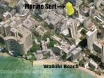 Marine Surf to Beach