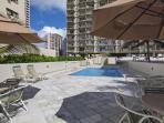 4th Floor Pool Deck - Heated Saline Pool!