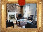 Intimate Retreat at la Maison Ursulines, Living Room View
