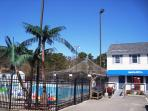 Bumper boats and batting cages just a mile from the house-West Harwich Cape Cod New England Vacation Rentals