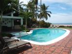 Ocean/Beach view pool terrace