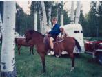 Horseback Riding, pets allowed on property