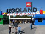 20 minutes from Lego Land