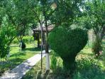 le jardin, un espace de détente et de beauté