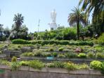 Cerro San Cristobal, (Zoologico, paseos, ciclismo)