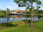 One of the Lake areas on the Resort