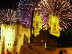 York is great for New Year and Winter